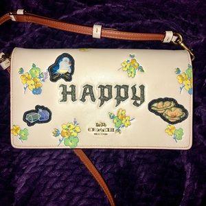 Disney x Coach 'Happy' Crossbody Bag